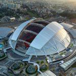 Sports-Stadium