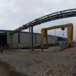 16 MT Gantry Crane